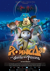 Picture of RODENCIA Y EL DIENTE DE LA PRINCESA 3D and 2D Original