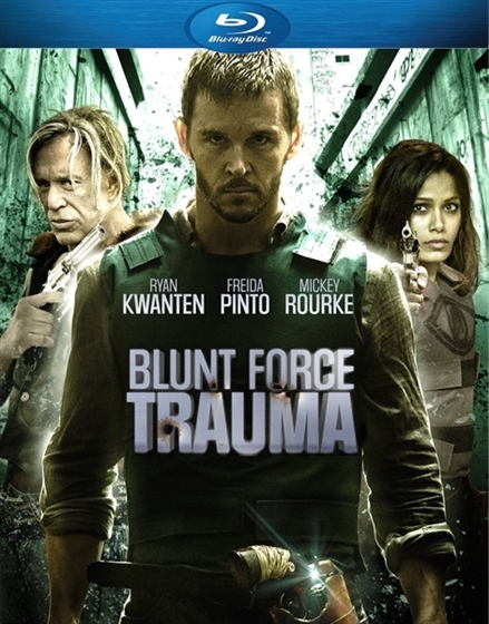 Picture of Blunt Force Trauma [2015]