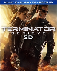 Picture of Terminator Genisys 3D and 2D [2015] Original