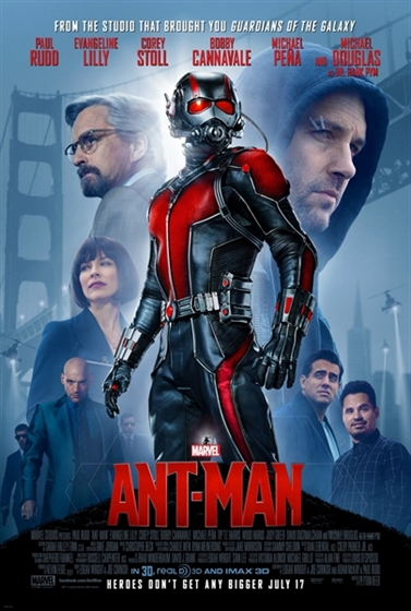 Picture of Ant-Man 3D and 2D [2015] Original