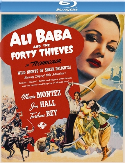 Picture of Ali Baba And The Forty Thieves [1944]