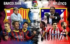 Picture of Liga BBVA - Madrid - Barcelona - HD