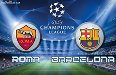 Picture of UEFA Champions League  Barcelona VS Roma - HD