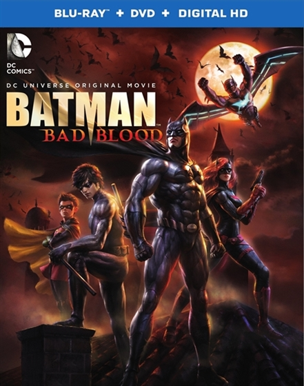 Picture of Batman Bad Blood
