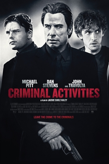 Picture of Criminal Activities [2015]