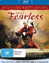 Picture of Fearless [2006] - Directors Cut