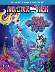 Picture of Monster High Great Scarrier Reef [2016]