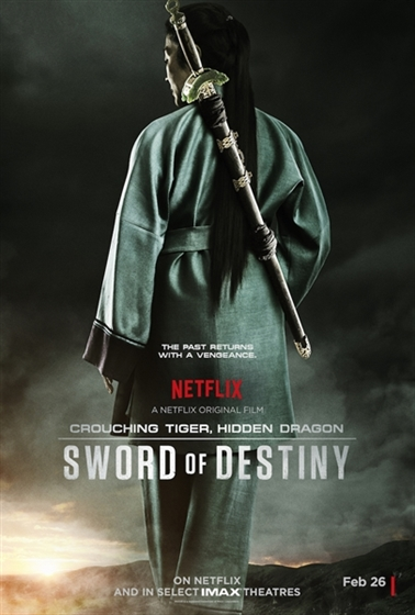 Picture of Crouching Tiger Hidden Dragon Sword of Destiny [2016]