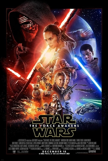 Picture of Star Wars Episode : The Force Awakens - Part 7 [2015]