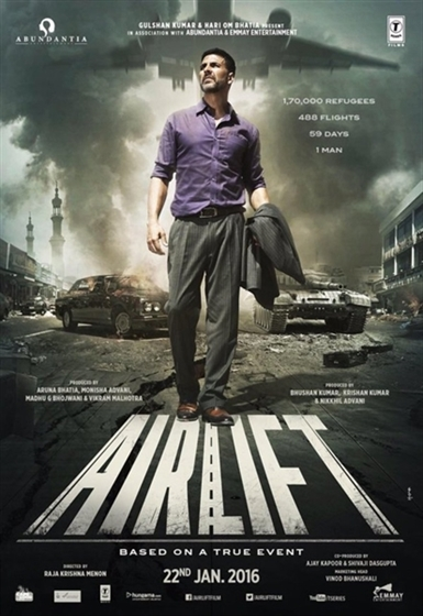Picture of Airlift [2016]