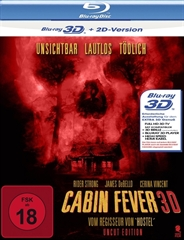 Picture of Cabin Fever Part 1 3D + 2D [2002] Original