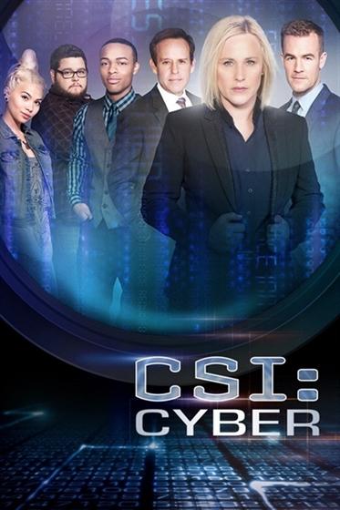 Picture of CSI - Cyber - Season 1 [Bluray]
