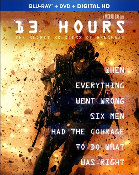 Picture of 13 Hours The Secret Soldiers of Benghazi [2016]
