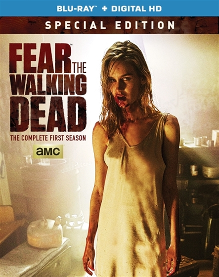 Picture of Fear The Walking Dead - Season 1 [Bluray]