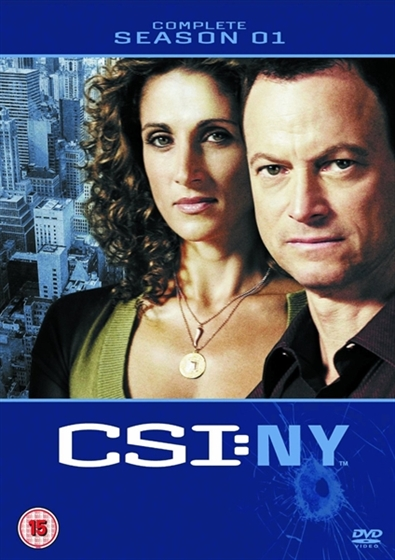 Picture of CSI : NY - Season 1 [Bluray]
