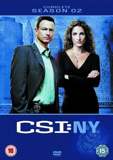 Picture of CSI : NY - Season 2 [Bluray]