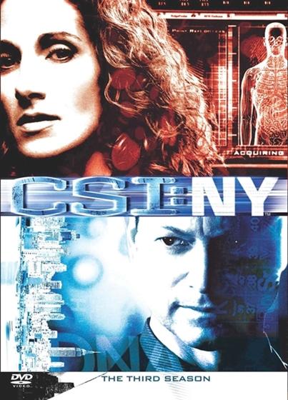 Picture of CSI : NY - Season 3 [Bluray]