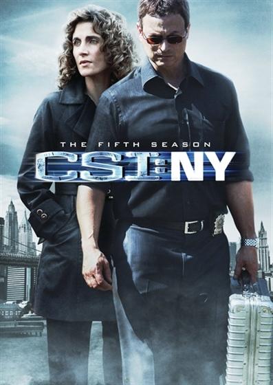 Picture of CSI : NY - Season 5 [Bluray]