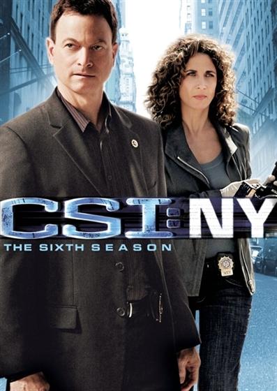 Picture of CSI : NY - Season 6 [Bluray]