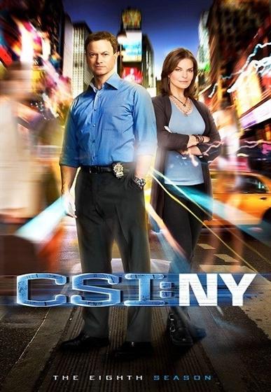 Picture of CSI : NY - Season 8 [Bluray]