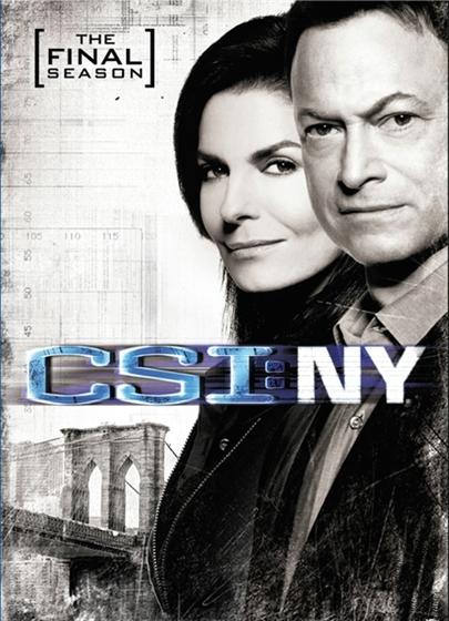 Picture of CSI : NY - Season 9 [Bluray]