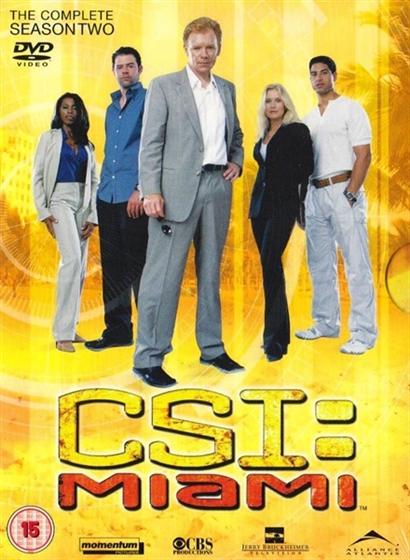 Picture of CSI : Miami - Season 2 [Bluray]