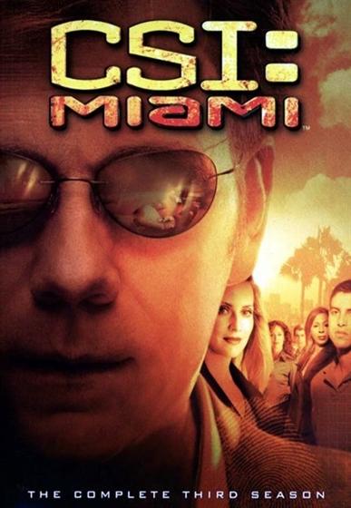 Picture of CSI : Miami - Season 3 [Bluray]
