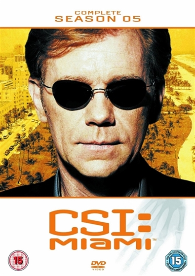 Picture of CSI : Miami - Season 5 [Bluray]