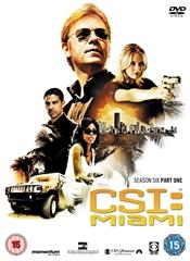 Picture of CSI : Miami - Season 6 [Bluray]