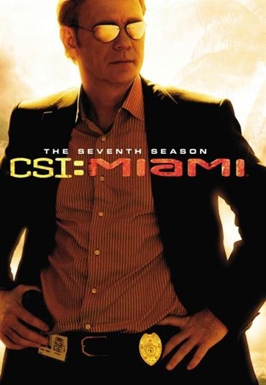 Picture of CSI : Miami - Season 7 [Bluray]
