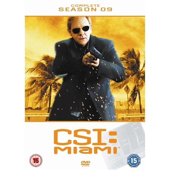 Picture of CSI : Miami - Season 9 [Bluray]