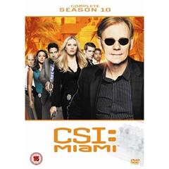 Picture of CSI : Miami - Season 10 [Bluray]