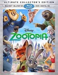 Picture of Zootopia 3D and 2D Original [2016]