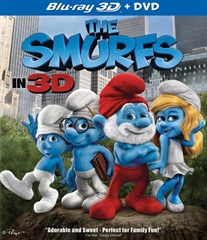 Picture of The Smurfs 3D+2D [2011] Original