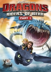 Picture of Dragons Riders of Berk - Season 1 [BluRay]