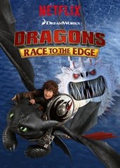 Picture of Dragons Dreamworks Race to the Edge - Season 3 [BluRay]