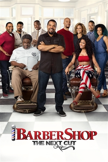 Picture of Barbershop The Next Cut [2016]