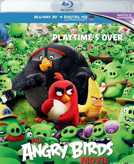 Picture of Angry Birds 3D and 2D [2016]