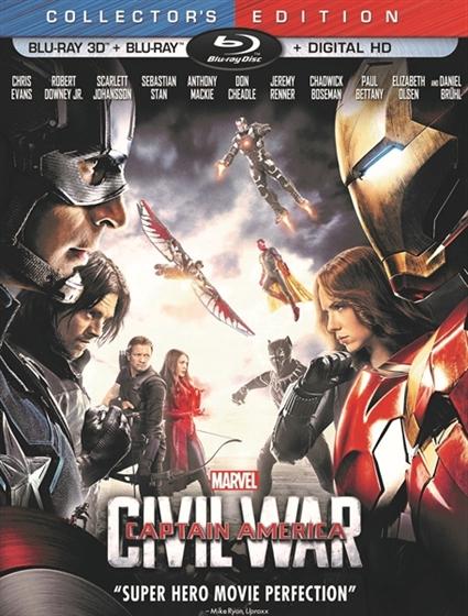 Picture of Captain America Civil War [2016]