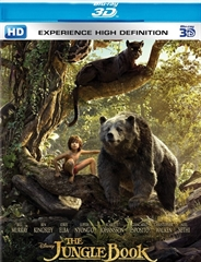 Picture of The Jungle Book 3D and 2D [2016]