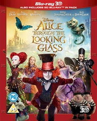Picture of Alice Through the Looking Glass [2016] 3D and 2D