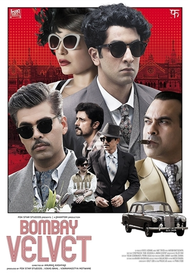 Picture of Bombay Velvet [2015]