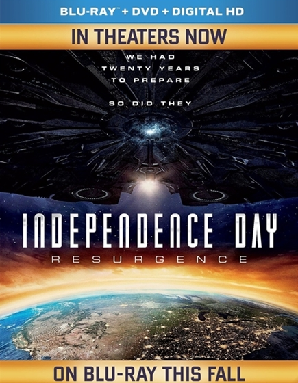 Picture of Independence Day Resurgence [2016] 3D and 2D