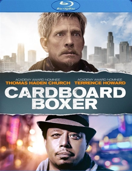 Picture of Cardboard Boxer [2016]