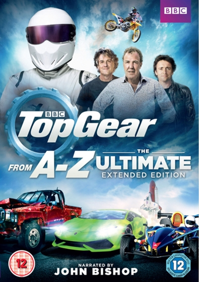 Picture of Top Gear From A-Z Part 1- 2016 - [Bluray]