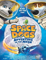 Picture of Space Dogs: Adventure To The Moon [2016]