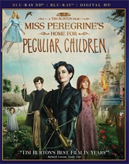 Picture of Miss Peregrine's Home for Peculiar Children [2016] 3D and 2D