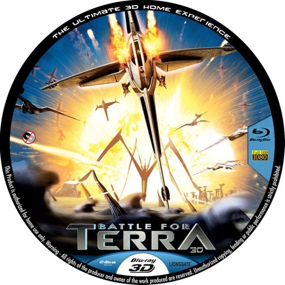 Picture of Battle for Terra [2007] 3D and 2D