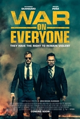Picture of War on Everyone [2016]
