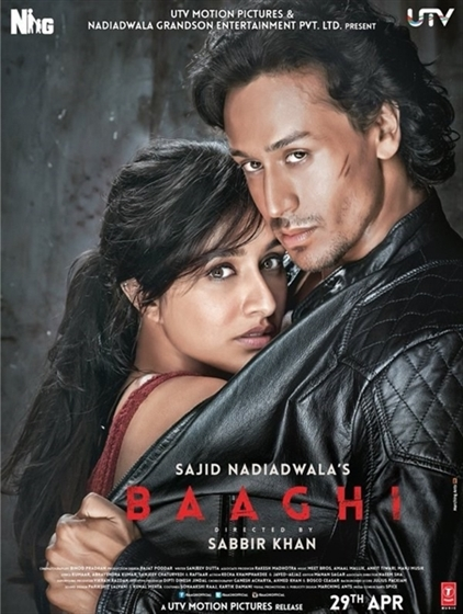Picture of Baaghi [2016]